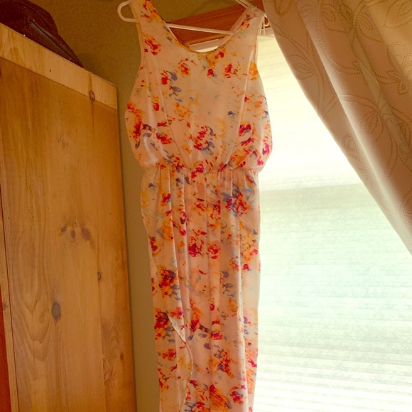 Metaphor Dresses & Skirts - Floral sleeveless dress